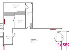 Аренда коммерческая недвижимость, Москва, Волгоградский проспект, 3-5с2, фото №4