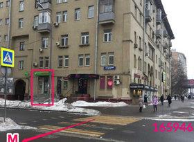 Аренда коммерческая недвижимость, Москва, Ленинградский проспект, 56, фото №1