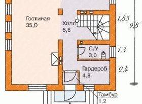 Продажа коттеджи, Нижегородская обл., Нижний Новгород, фото №1