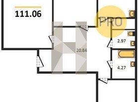 Продажа 3-комнатной квартиры, Пензенская обл., Сельсовет Русско-Камешкирский, улица Кирова, 12, фото №1