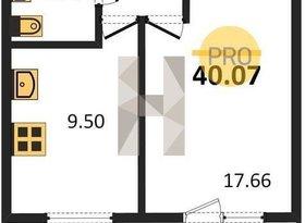 Продажа 1-комнатной квартиры, Пензенская обл., Пенза, Коммунистическая улица, 21, фото №2
