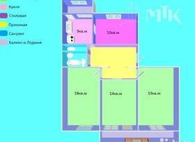 Продажа 4-комнатной квартиры, Карачаево-Черкесия респ., Черкесск, улица Гутякулова, 3, фото №1