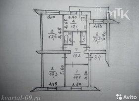 Продажа 4-комнатной квартиры, Карачаево-Черкесия респ., Черкесск, улица Лободина, 86А, фото №1