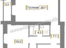 Продажа 4-комнатной квартиры, Псковская обл., Псков, Пароменская улица, 24, фото №3