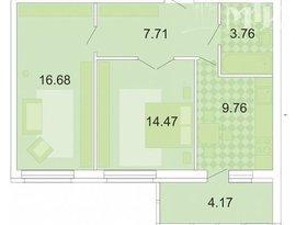 Продажа 2-комнатной квартиры, Пензенская обл., Пенза, улица Мира, 1, фото №1
