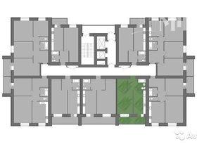 Продажа 1-комнатной квартиры, Пензенская обл., Пенза, улица Генерала Глазунова, 2, фото №1