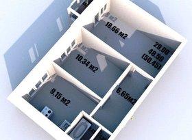 Продажа 2-комнатной квартиры, Вологодская обл., Вологда, Окружное шоссе, 30, фото №3