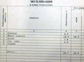 Продажа 1-комнатной квартиры, Новосибирская обл., Новосибирск, улица Петухова, 156, фото №1