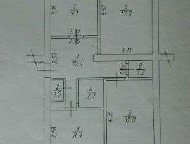Продажа 3-комнатной квартиры, Чеченская респ., Грозный, фото №7
