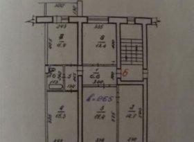 Продажа 4-комнатной квартиры, Хакасия респ., Черногорск, улица Красных Партизан, 19А, фото №1