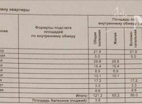Продажа 4-комнатной квартиры, Белгородская обл., Академическая улица, 23А, фото №2