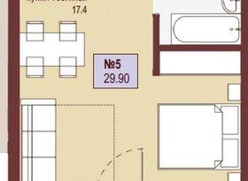 Продажа квартиры в свободной планировке , Калининградская обл., Светлогорск, Ольховая улица, 24, фото №1
