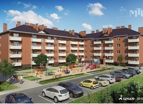 Продажа квартиры в свободной планировке , Адыгея респ., Бжегокайская улица, 29А, фото №2