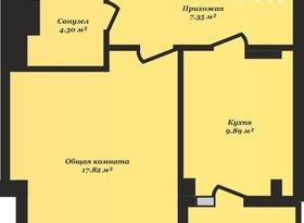 Продажа 1-комнатной квартиры, Севастополь, улица Колобова, 22/1, фото №1