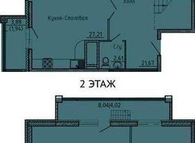 Продажа квартиры в свободной планировке , Пензенская обл., Пенза, улица Мира, 4, фото №1