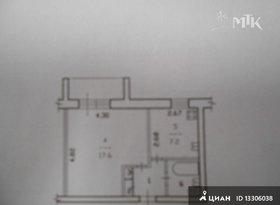 Продажа 1-комнатной квартиры, Вологодская обл., Череповец, улица Годовикова, 4, фото №1