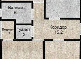 Продажа 3-комнатной квартиры, Севастополь, улица Колобова, 34/1, фото №3