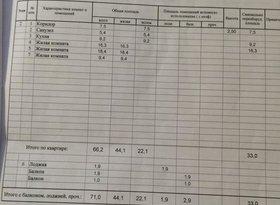 Продажа 3-комнатной квартиры, Севастополь, проспект Победы, 31, фото №2