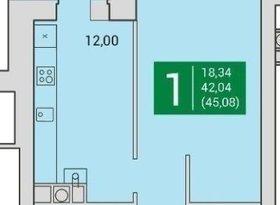 Продажа 1-комнатной квартиры, Смоленская обл., Смоленск, улица Генерала Паскевича, 7А, фото №2