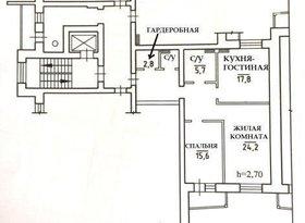 Продажа 2-комнатной квартиры, Новосибирская обл., Новосибирск, улица Семьи Шамшиных, 30, фото №1