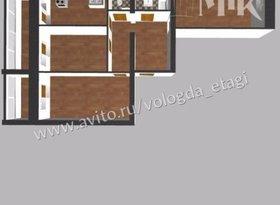 Продажа 4-комнатной квартиры, Вологодская обл., Вологда, Окружное шоссе, 26, фото №1