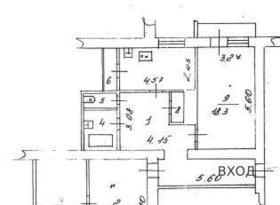 Аренда 3-комнатной квартиры, Новгородская обл., Великий Новгород, Псковская улица, 38, фото №2