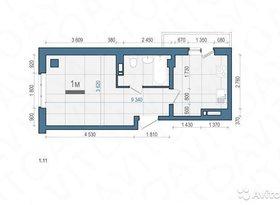 Продажа 1-комнатной квартиры, Вологодская обл., Вологда, улица Космонавта Беляева, 21А, фото №7