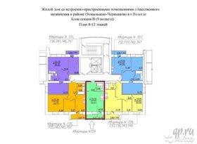 Продажа 1-комнатной квартиры, Вологодская обл., Вологда, улица Возрождения, 82А, фото №6
