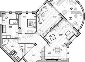 Аренда 4-комнатной квартиры, Самарская обл., Самара, Лесная улица, 33, фото №7