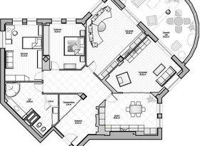 Аренда 4-комнатной квартиры, Самарская обл., Самара, Лесная улица, 31, фото №1