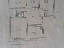 Продажа 4-комнатной квартиры, Приморский край, Находка, улица Арсеньева, фото №1