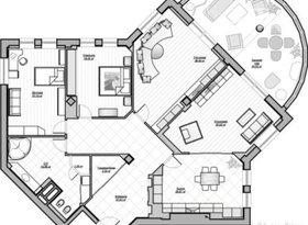 Аренда 4-комнатной квартиры, Самарская обл., Самара, Лесная улица, 31, фото №4