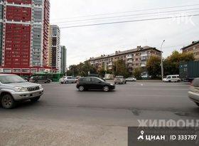 Продажа 1-комнатной квартиры, Новосибирская обл., Новосибирск, Танковая улица, 39, фото №1