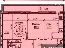 Продажа 2-комнатной квартиры, Ставропольский край, Ставрополь, проспект Кулакова, 51, фото №1