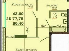 Продажа 2-комнатной квартиры, Ставропольский край, Ставрополь, Комсомольская улица, 30, фото №1