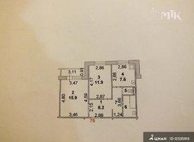 Продажа 2-комнатной квартиры, Липецкая обл., Липецк, улица Мистюкова, 14, фото №1
