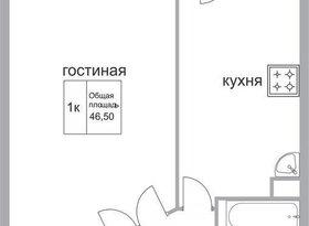 Продажа квартиры в свободной планировке , Тульская обл., Восточная улица, 7, фото №1