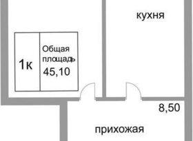 Продажа квартиры в свободной планировке , Тульская обл., Тула, проспект Ленина, 122, фото №1