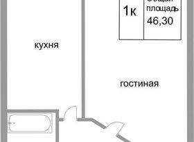Продажа квартиры в свободной планировке , Тульская обл., Тула, проспект Ленина, 130, фото №1