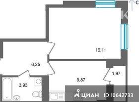 Продажа 1-комнатной квартиры, Удмуртская респ., Ижевск, улица Орджоникидзе, 22А, фото №3