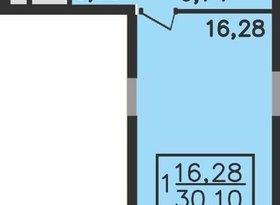 Продажа квартиры в свободной планировке , Ульяновская обл., Ульяновск, Буинская улица, 3А, фото №5