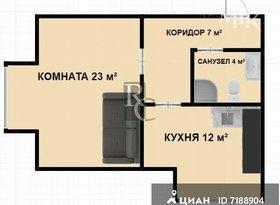 Продажа 1-комнатной квартиры, Севастополь, улица Вакуленчука, 26, фото №1