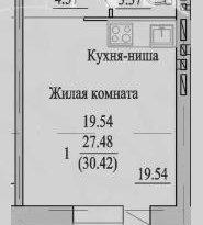 Продажа 1-комнатной квартиры, Вологодская обл., Череповец, Октябрьский проспект, 78, фото №5