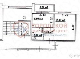 Продажа 1-комнатной квартиры, Новосибирская обл., Новосибирск, улица Петухова, 99/2, фото №3