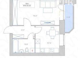 Продажа 1-комнатной квартиры, Вологодская обл., Вологда, Новгородская улица, 6, фото №4