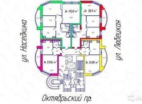 Продажа 1-комнатной квартиры, Вологодская обл., Череповец, Любецкая улица, 2, фото №2
