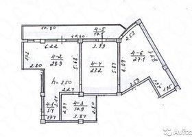 Аренда 3-комнатной квартиры, Республика Крым, Ялта, фото №1