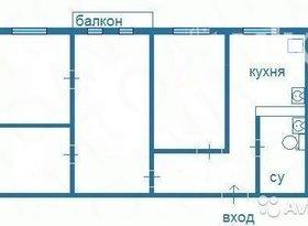 Продажа 4-комнатной квартиры, Новосибирская обл., Новосибирск, улица Героев Труда, 21, фото №1