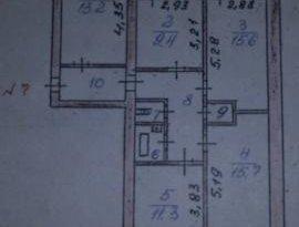 Продажа 4-комнатной квартиры, Ханты-Мансийский АО, Северная улица, фото №1