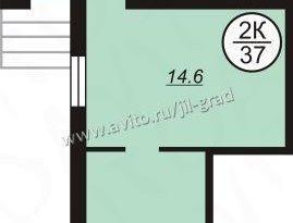 Продажа 2-комнатной квартиры, Ставропольский край, Садовая улица, фото №1